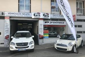 Garage saint etienne garage gta sodins proximeca entretien r paration v hicule - Garage mercedes saint etienne ...